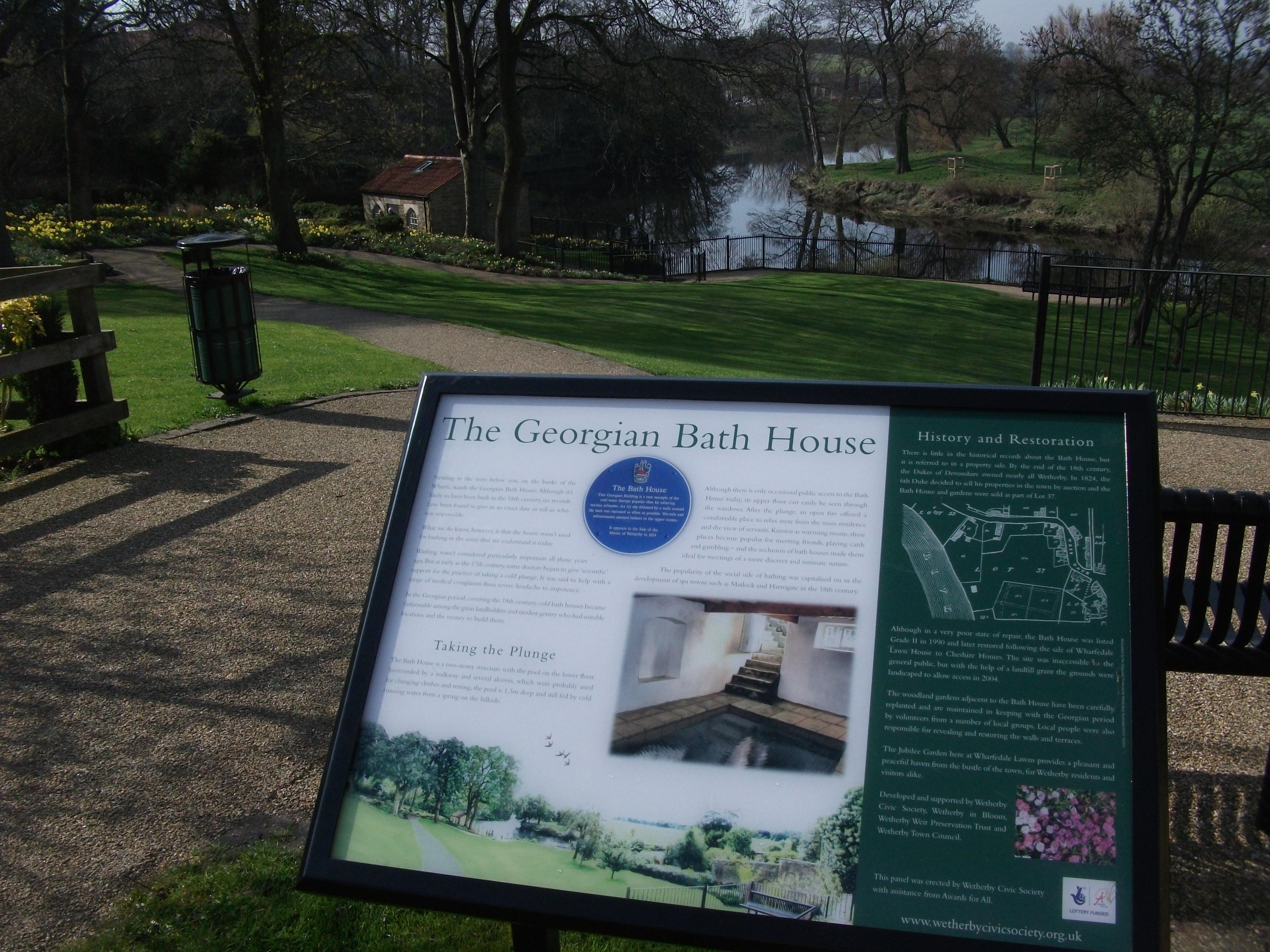 Wetherby\'s Bath House | holyandhealingwells