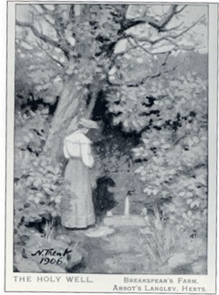 bedmond-holy-well