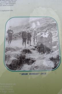 Cragg Vale Spaw Sunday 2013