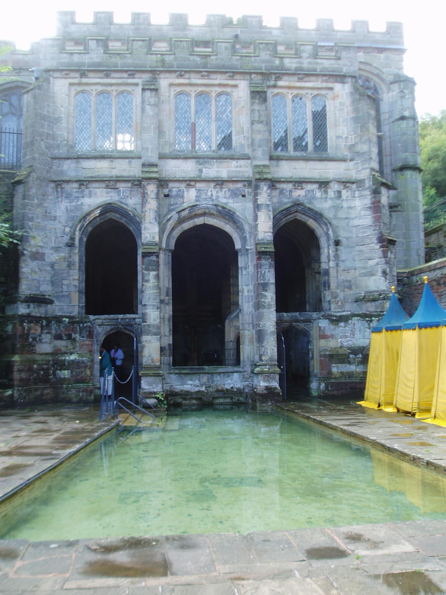 St Winifred S Well Holyandhealingwells