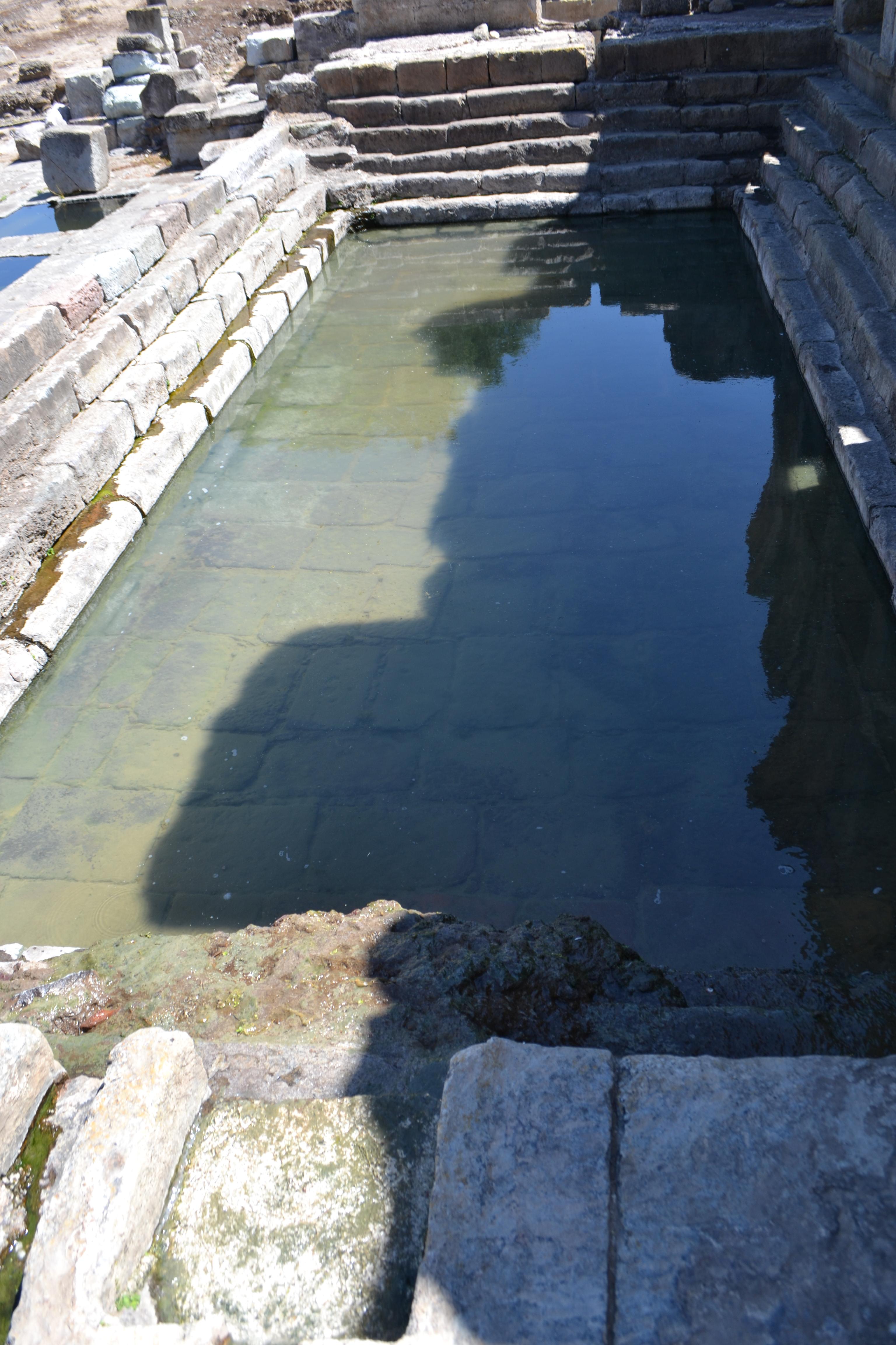 Aquae Ypsitanae – The Roman Thermal Baths of Sardinia ...