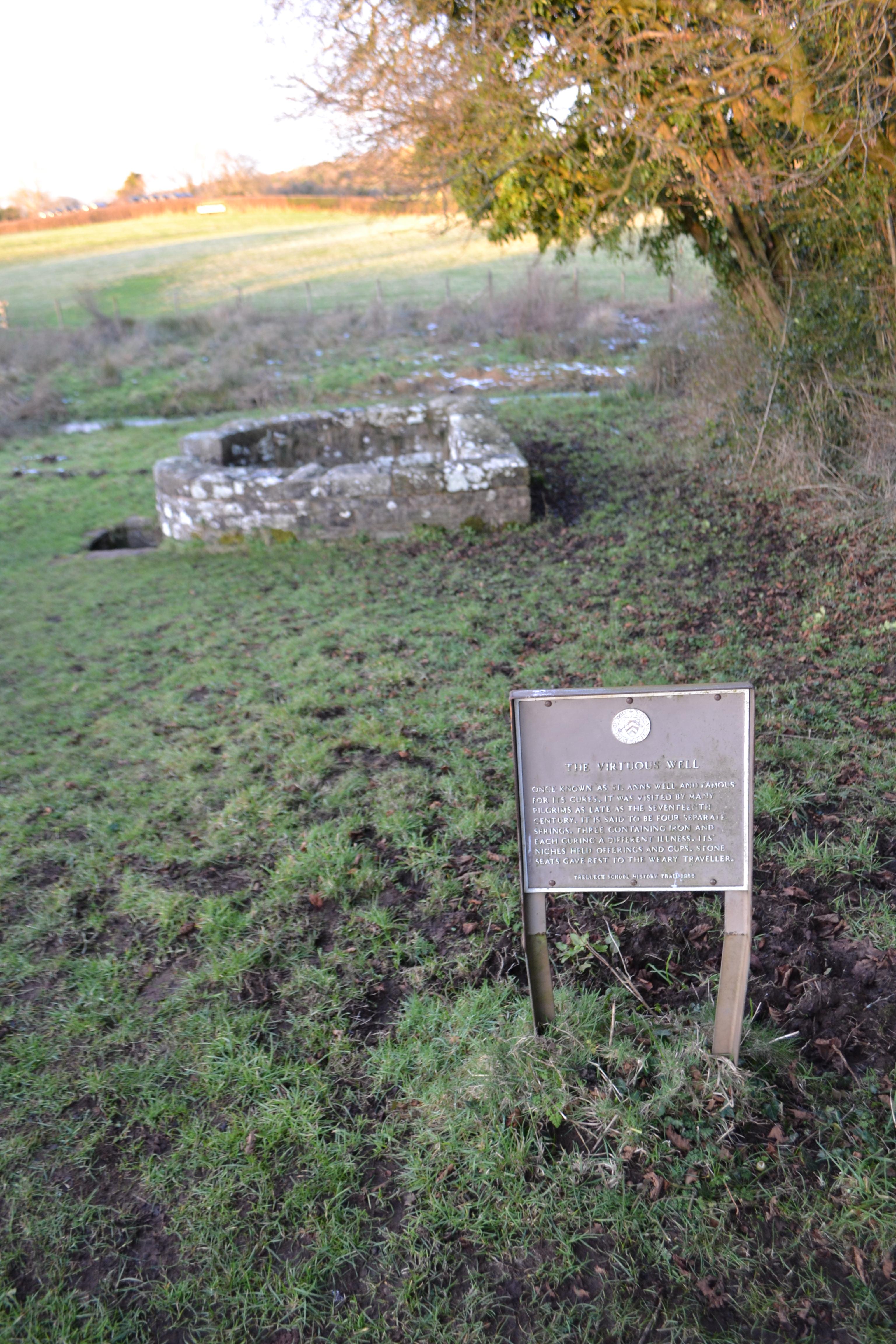 St Annes Well Trellech