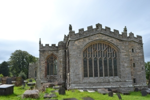 St Beuno's Well, church and chapel Clynnog Fawr (2)