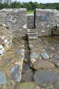 St Beuno's Well, church and chapel Clynnog Fawr (69)