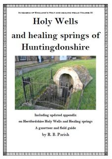 Huntingdonshire front cover